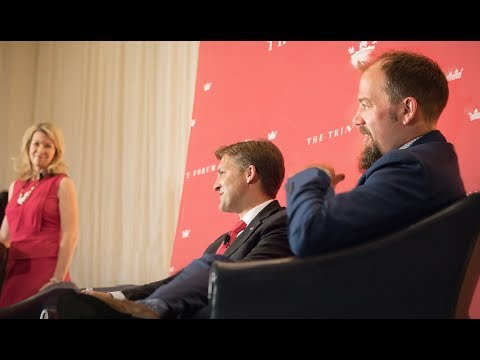 Evening Conversation with Senator Ben Sasse and James K.A. Smith