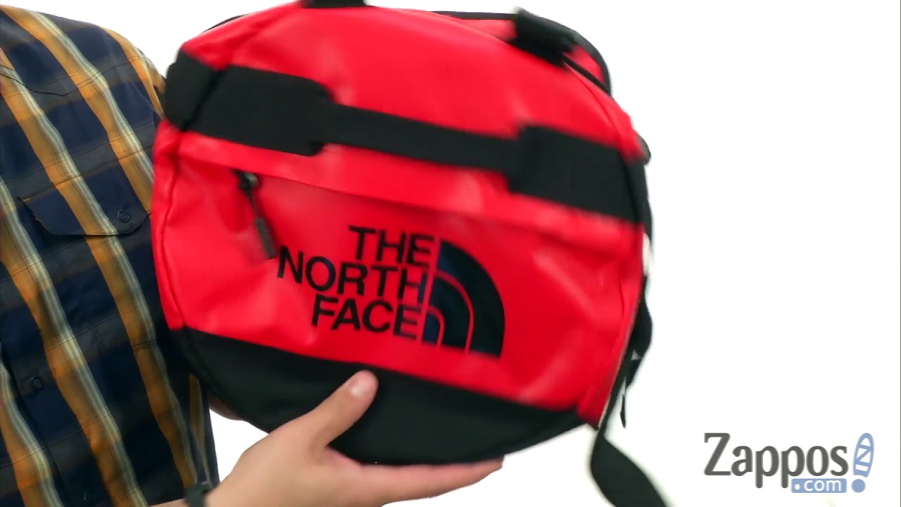 bab2a4949c Vans Vans X The North Face Base Camp Duffel SKU  9012962 - YouTube