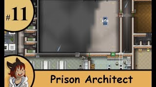 Prison architect part 11 - New kitchen and dining