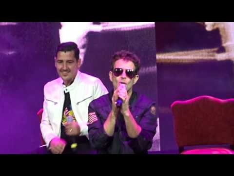 NKOTB CRUISE 2016 - CONCERT - GROUP A - NKOTB / PLEASE DON'T GO GIRL / THE RIGHT STUFF  - 22/10/2016