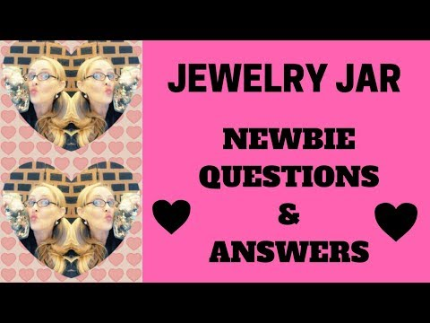 What is a Jewelry Jar Newbie Questions & Answers