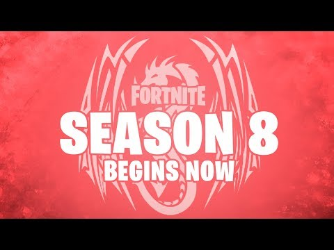 FORTNITE SEASON 8 | ANNOUNCE TRAILER! - OFFICIAL FORTNITE BATTLE ROYALE SEASON 8 TRAILER! (SEASON 8) thumbnail