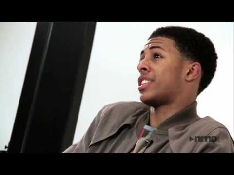 New Music Director - Diggy Simmons Interview (Part 2 Of 2)