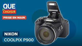 Nikon Coolpix P900 - Un bridge au zoom surpuissant