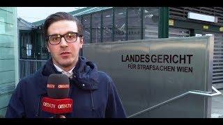 Vergewaltigung: Prozess in Wien gestartet