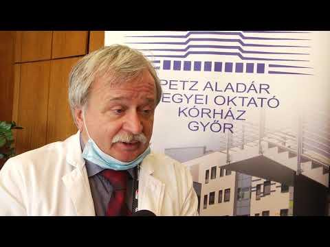 Győri Kórház: Mindenkit Ellátnak