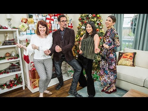 Health & Beauty - Entertaining At-Home Attire with Lawrence Zarian - Hallmark Channel