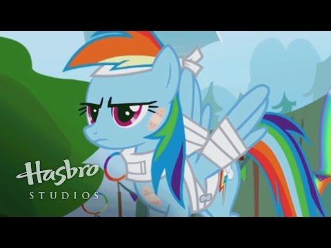 My Little Pony: Friendship Is Magic - Rainbow Dash's Element Of Harmony
