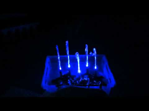 Arduino Fountain Show -