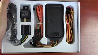 3G Jimi Hardwired GPS Tracker  - Unboxing