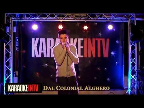 karaoke in  tv al COLONIAL