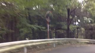 【幽霊】同じ車が2回すれ違った!運転手がいない?赤城山付近の険しい山道 thumbnail