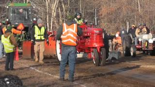 Antique Tractor Pulls at the North Hadley Sugar Shack