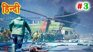WORLD WAR Z - Episode 3: MOSCOW, A Sign from Above | Zombies