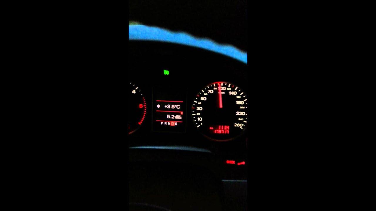 Spalanie Audi A4 B7 2007r Automat Youtube