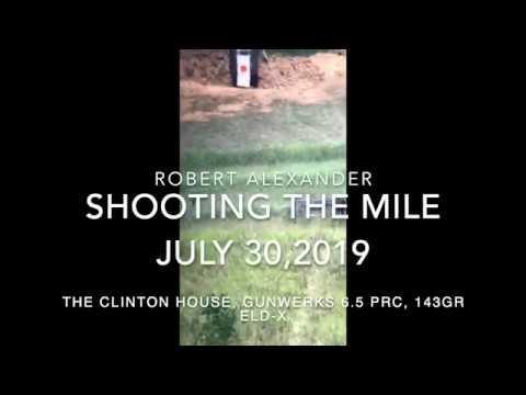 Shooting The Mile 1,760 Yard Shot