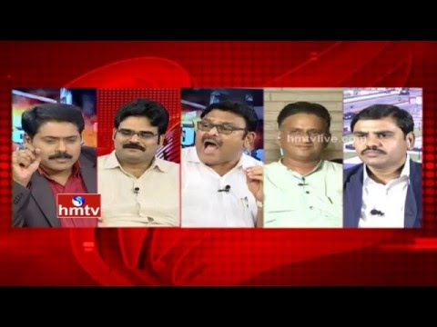 Debate On NITI Aayog 70% Foreign Loan Subsidy For AP | Left & Right | HMTV