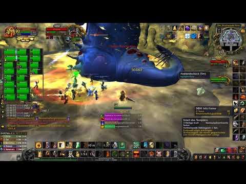 WoW 8.0.1 Uldir - Realmfirst  G'huun (Alliance) Mal'Ganis