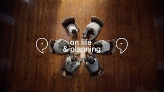 Sanlam | On Life & Planning | Conversations with Yourself
