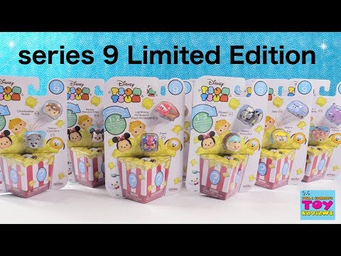 disney-tsum-tsum-series-9-limited-edition-found-pack-toy-review-opening-|-pstoyreviews