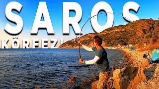 SAROS KÖRFEZİNİN CENNET KOYU (Ailen ile Git, Kamp Yap, Balık Tut, Denize Gir)