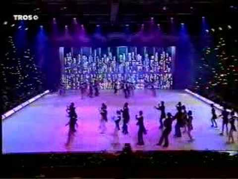 Holiday on Ice 1990 - new york, star on broadway
