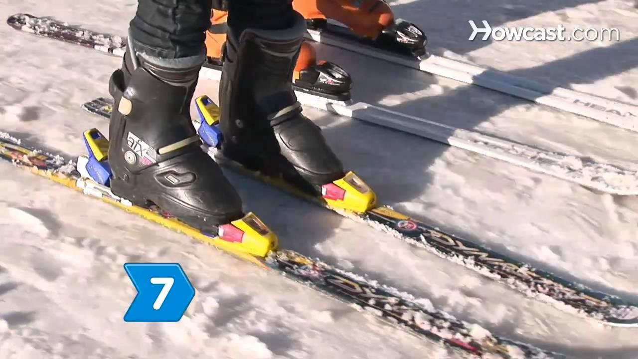 How to learn ski on go drama