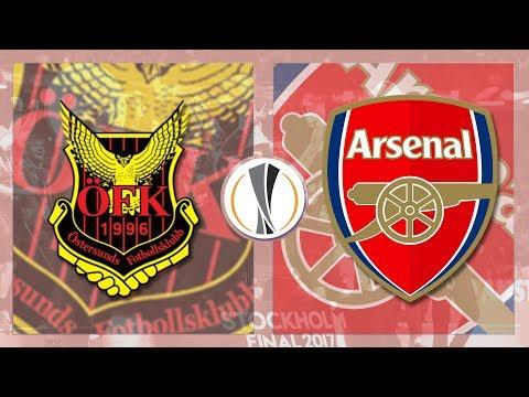 Match day live 2017/18 // ostersunds fk v arsenal - europa league