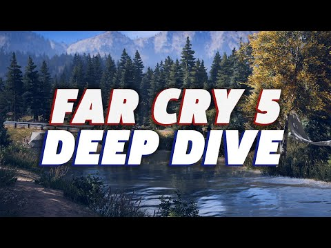 The Secrets Of Far Cry 5's Open World