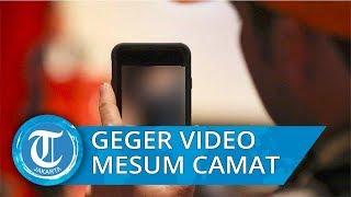 Geger Camat di Wonogiri Unggah Video Syur Bareng Selingkuhan, Beredar di Status WA