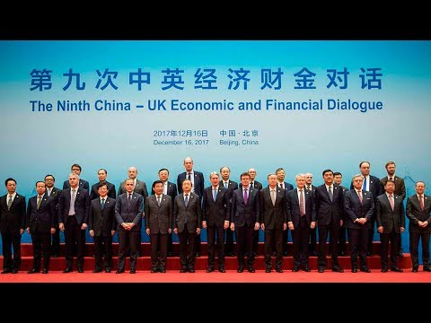 China and UK to jointly launch US$1 bln investment fund to support projects