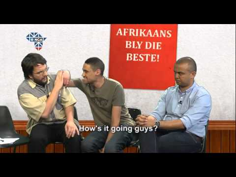 LNN11 EP13   Sketch: Conference on the Afrikaans language