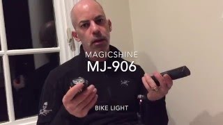 magicshine mj 906 bike light