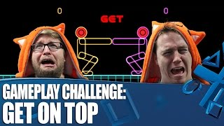 Sportsfriends Get On Top - One on Onesie Gameplay Challenge