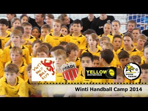 Winti Handball Camp 2014
