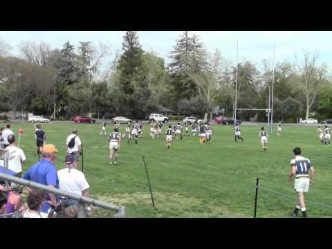 Davis vs San Jose State Rugby Game