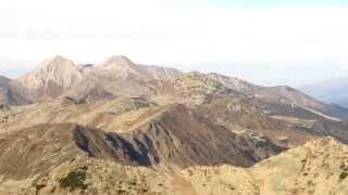 Връх Каменица (2822м) - далечни хоризонти! Far views from Kamenica summit (2822m), Pirin  HD