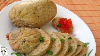 Рыба рецепты с фото простые и вкусные.Рыбные сардельки