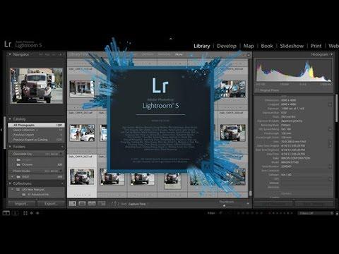 Adobe Lightroom 5 4 Final 64 Bit No Key Youtube