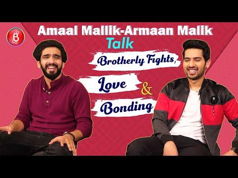 Armaan Malik & Amaal Mallik Open Up On Brotherly Fights, Love & Bonding