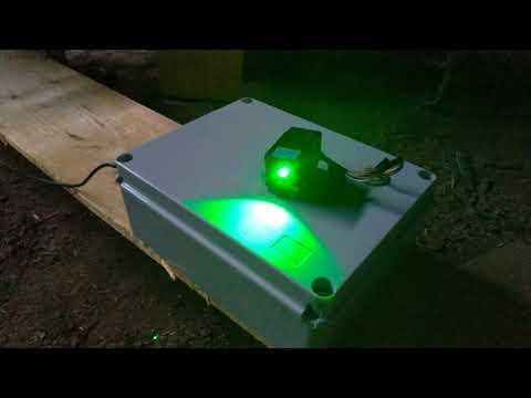 Automated Laser Bird Scare