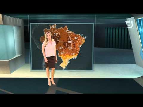 Previsão do Tempo – 04/09/2015