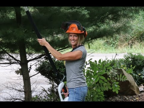 199 Are Pole Saws Too Heavy Melissa Says Youtube