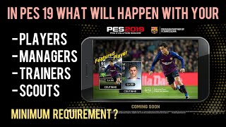 PES 19 MOBILE Doubts Cleared #1
