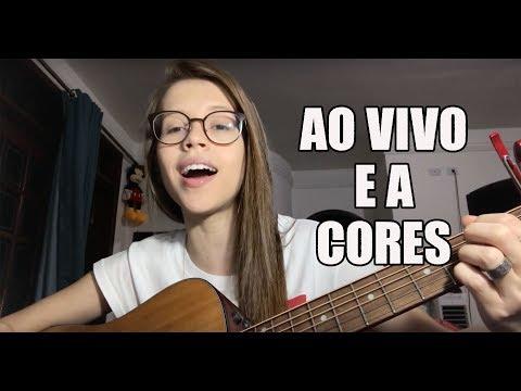 Ao Vivo E A Cores - Matheus & Kauan Anitta Thayná Bitencourt - cover
