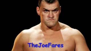 WWE Music - Vladimir Kozlov Entrance Song (Jim Johnston - Pain) TheJoeFares
