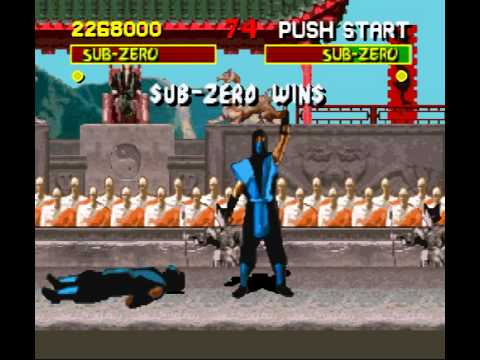 Finish him! AI can now play Mortal Kombat better than you