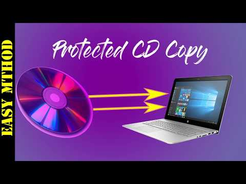 how-to-copy-files-from-a-copy-protected-cd-or-dvd--2018(no-software-need)