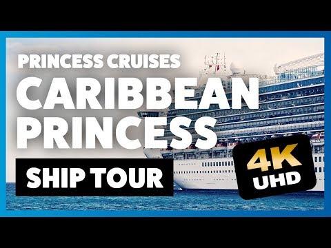 Caribbean Princess   Ship Tour 2017   Princess Cruises