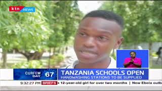 Tanzania school open: Tanzania reopen schools as a set of rules are issued to guide the process